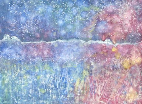 Iris Grace Painting Buy